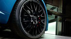 Audi TT s line competition plus, nuovi cerchi in lega neri