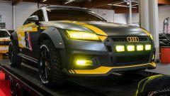 Audi TT Safari video