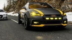 Audi TT Safari 2019: da coupé a SUV ecco la concept car