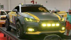 Audi TT Safari 3/4 anteriore