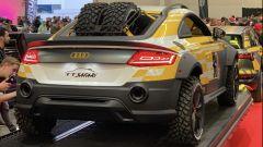 Audi TT Safari 3/4 posteriore