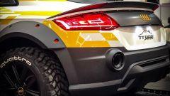 Audi TT Safari fari posteriore
