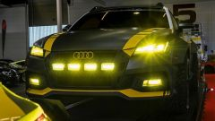 Audi TT Safari fari
