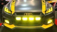 Audi TT Safari frontale