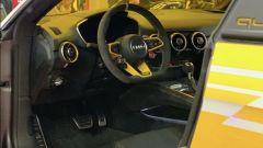 Audi TT Safari interni
