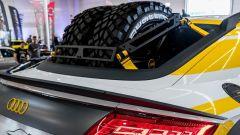 Audi TT Safari pneumatici
