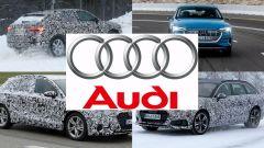 Audi, novità 2019: in uscita Q4, nuova A3, A6 allroad e altre