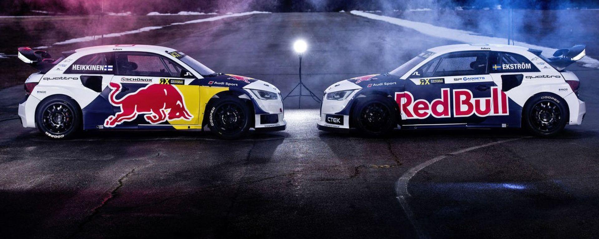 Audi WRX 2016 - Ekstrom