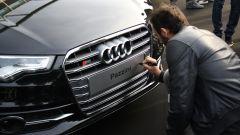 AUDI: consegnate le auto al Milan - Immagine: 55