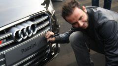 AUDI: consegnate le auto al Milan - Immagine: 57