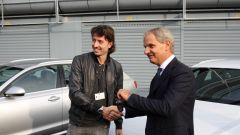 AUDI: consegnate le auto al Milan - Immagine: 58