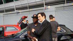 AUDI: consegnate le auto al Milan - Immagine: 61