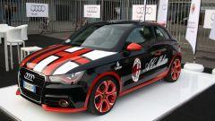 AUDI: consegnate le auto al Milan - Immagine: 74