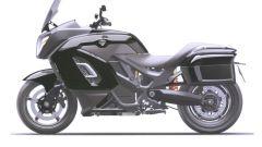 Aurus Escort, la moto elettrica russa