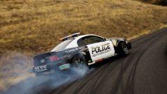 Auto contro moto sfida a tutto drift - Immagine: 6