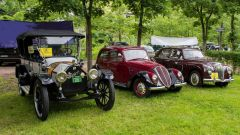ASI: i documenti originali dei veicoli d'epoca sono salvi