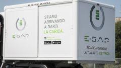 Auto elettrica, debutta E-Gap. Ricarica rapida...mobile - Immagine: 5