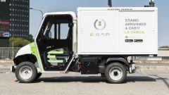 Auto elettrica, debutta E-Gap. Ricarica rapida...mobile - Immagine: 8