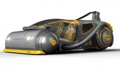 Auto elettrica Dyson: sarà così?
