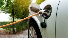 Auto elettrica: il cavo di ricarica