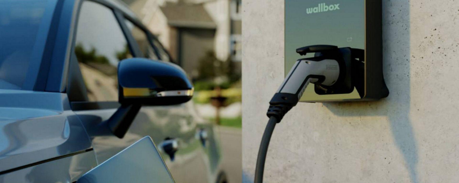 Auto elettrica, la diffusione passa (anche) dai sistemi di ricarica domestica