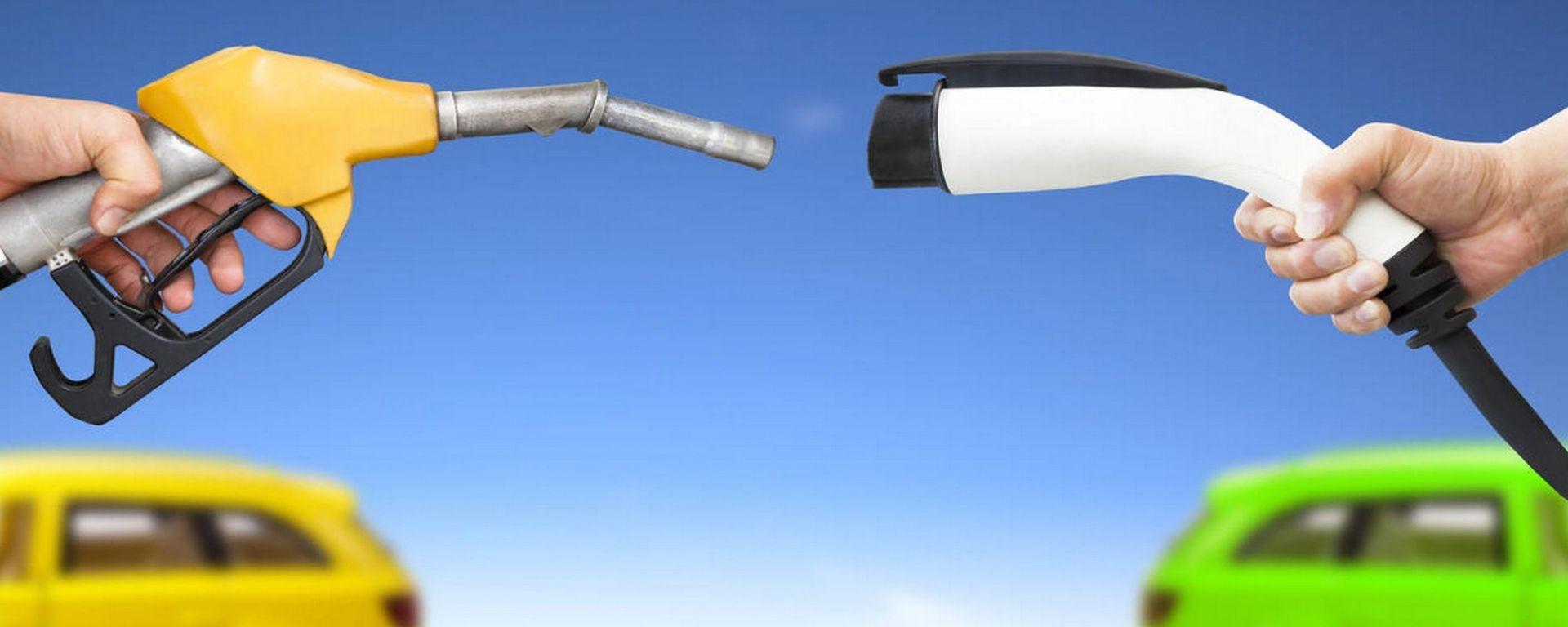 Auto elettrica o auto a metano?