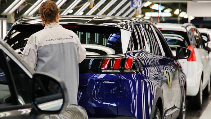 Auto elettrica uguale meno posti di lavoro. La Francia lo sa