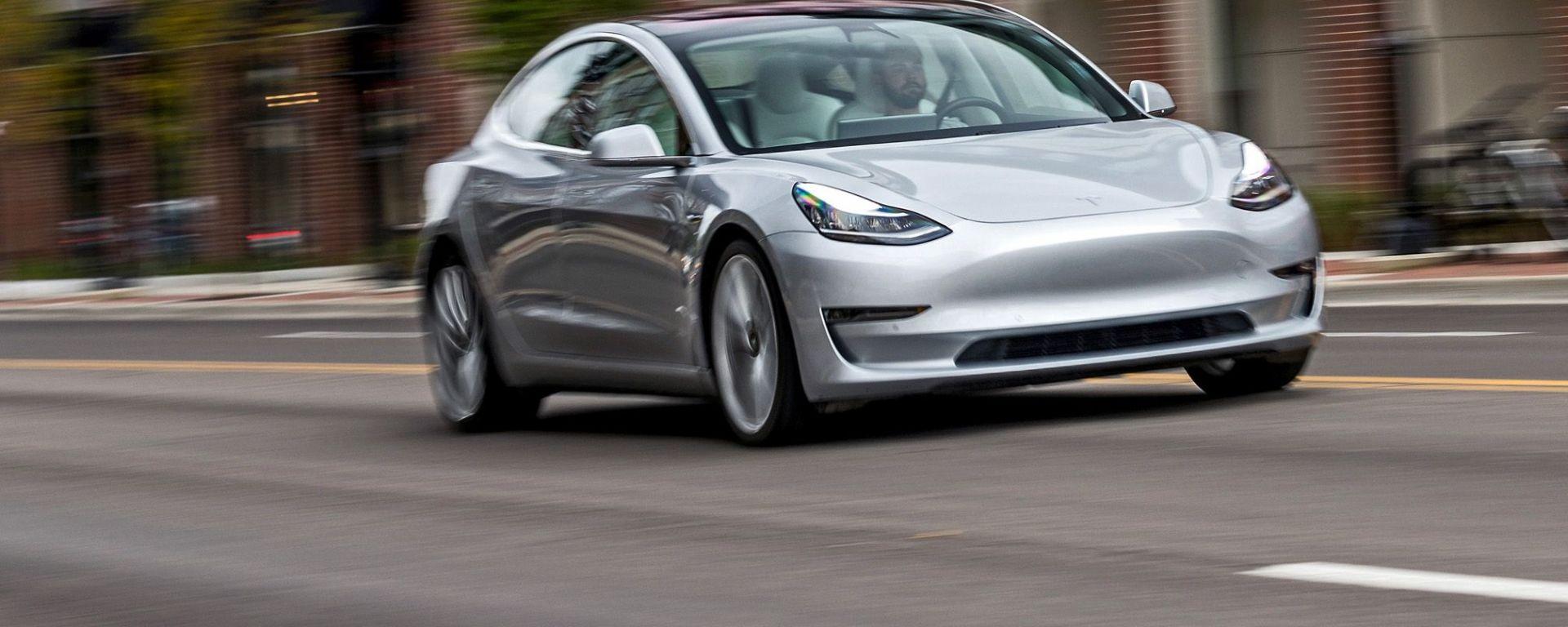Da Tesla Model 3 a Mercedes EQC, 10 elettriche in arrivo nel 2019