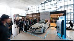 Auto elettriche: le strategie di Nissan - Immagine: 1