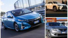 Auto ibride 2019: offerte, prezzi, costi, sconti, novità