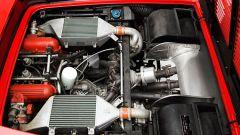 Auto italiane iconiche con motore V8: il motore della Ferrari 288 GTO