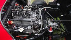 Auto italiane iconiche con motore V8: il motore dell'Alfa Romeo 33 Stradale