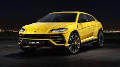 Auto italiane iconiche con motore V8: la Lamborghini Urus
