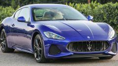 Auto italiane iconiche con motore V8: la Maserati GranTurismo
