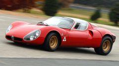 Auto italiane iconiche con motore V8: l'Alfa Romeo 33 Stradale