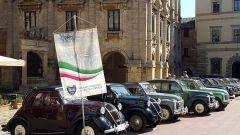 Auto storiche: 40enni nella ZTL di Milano
