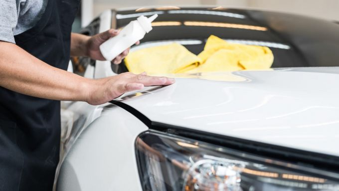Auto usata in vendita: importante rimuovere le imperfezioni