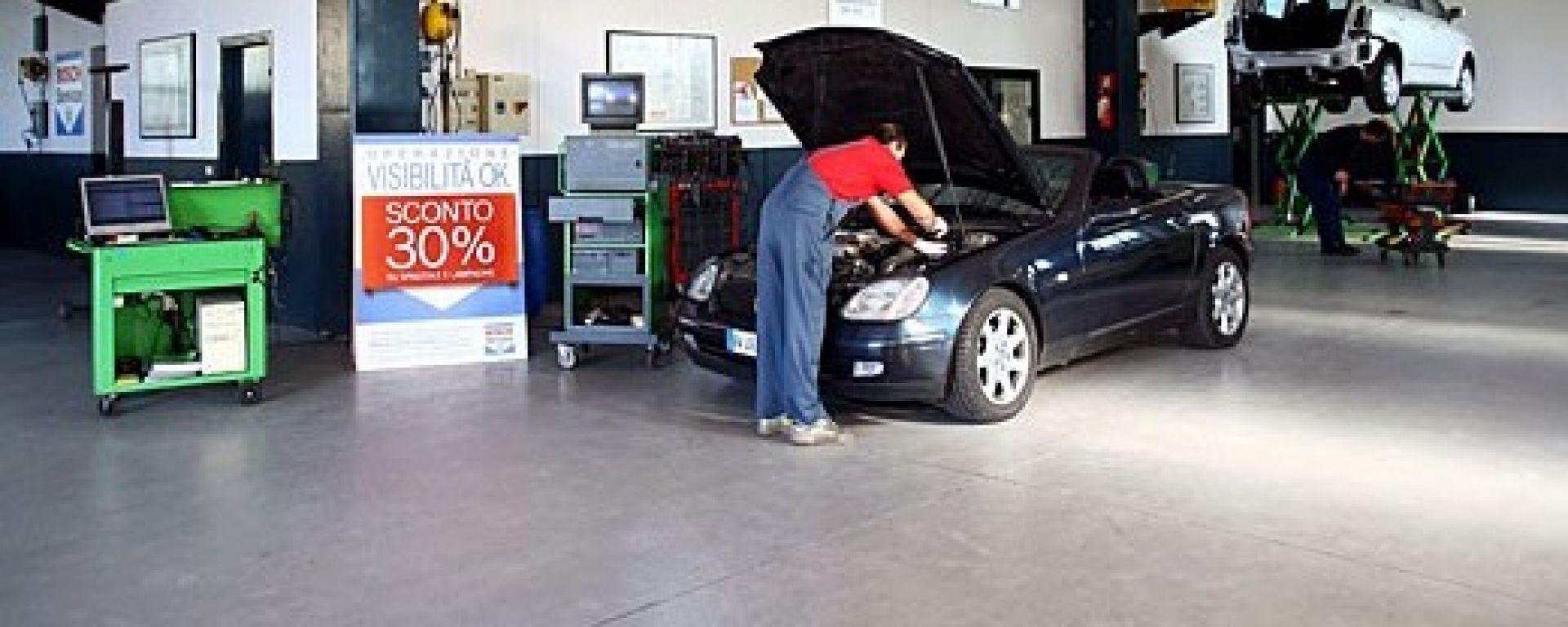 Truffe auto usate: arriva il certificato di revisione