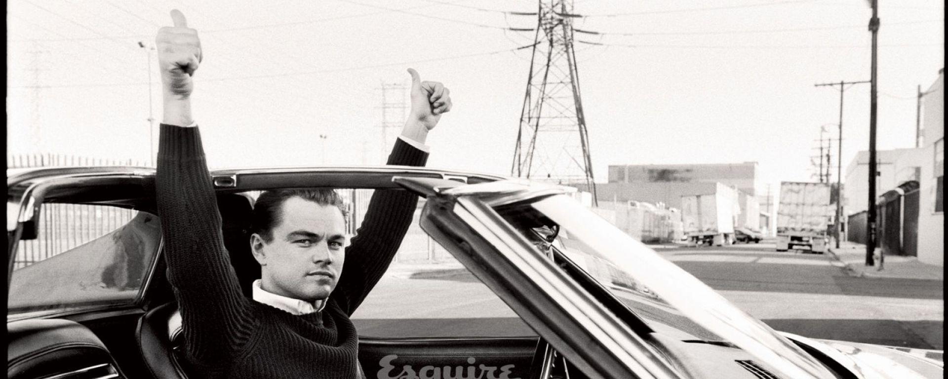 Auto veloci ed ecologia: cosa ancora non sapete su Leonardo di Caprio