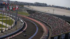 Autodromo di Sochi - tribune