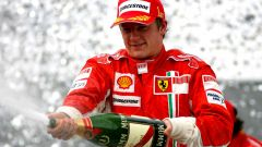 Autodromo Josè Carlos Pace (Interlagos) - Kimi Raikkonen Campione del Mondo 2007