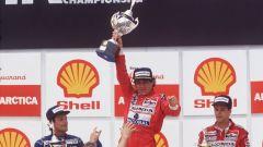 Autodromo Josè Carlos Pace (Interlagos) - la vittoria di Ayrton Senna (1991)