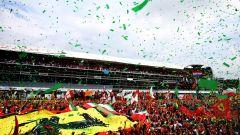 Autodromo Nazionale di Monza - festa Ferrari