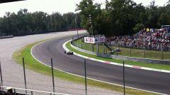 Autodromo Nazionale di Monza - la Parabolica
