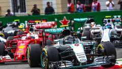 Autodromo Nazionale di Monza - partenza edizione 2016
