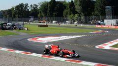 Autodromo Nazionale di Monza - prima variante