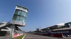 Autodromo Nazionale di Monza - rettilineo principale