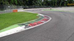 Autodromo Nazionale di Monza - variante della Roggia