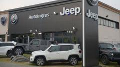AutoIngros, tra i maggiori marchi per la vendita di brand del Gruppo FCA
