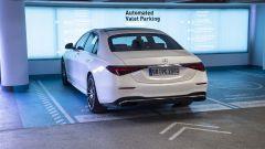 Automated Valet Parking: Classe S dopo il parcheggio